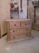 PINE FURNITURE BUCKINGHAM SPECIAL LIMITED OFFER 2+2 DRAWER CHEST NO FLAT PACK