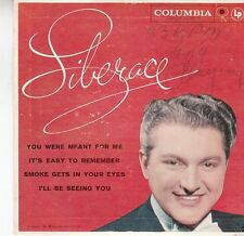 Liberace POP MINI LP (Columbia D-Zerta) You Were Meant for Me/Smoke Gets in Your