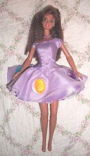 Deboxed BARBIE Doll   TERESA  Twirlin Make Up  1997 GOOD CONDITION Latino