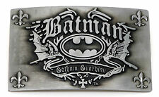 Dark Knight Gotham Guardian Batman Belt Buckle - UK Seller