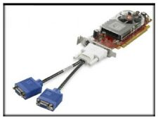 ATI Radeon HD 2400XT 256MB Dual-Head PCI-E Graphic Card PN: KD060AA