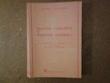 Tecniche Costruttive e Risparmio Energetico- Luigi Caleca - Antonio Cottone 1983