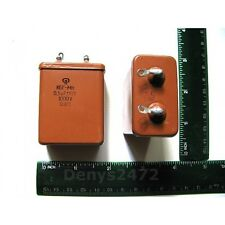 0.5uF 1000V PIO KBG Capacitors Lot of 2 NEW