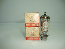 DL94 - 3V4 TELEFUNKEN  TUBE. SEALED.  NOS / NIB TUBE. RC38.
