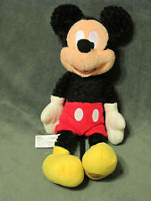 Mickey Mouse 11 Inch Plush Toy Authentic Original from Disney Theme Parks