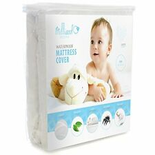 MILLIARD Premium Hypoallergenic Waterproof Quilted Crib & Toddler Bed Mattress /