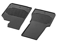 Genuine Smart ForFour 453 Front Rubber all Weather Mats -  A45368065039G33 *NEW*