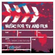 Karl Jenkins & Mike Ratledge Movement-Music For TV & Film CD NEW SEALED 2010