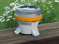 Carmanah Solar Powered LED Marine Light Lantern M650 Yellow *NEW*