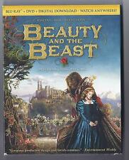 Beauty and the Beast (Blu-ray+DVD+Digital Download 2014)