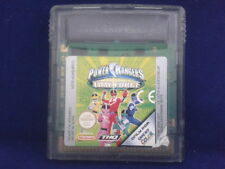 JUEGO GAME BOY COLOR POWER RANGERS TIME FORCE PAL