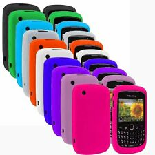 10X Soft Gel skin cover silicone case for BlackBerry Curve 3G 9330 / 9300 / 8520