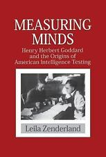 Cambridge Studies in the History of Psychology: Measuring Minds : Henry...