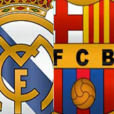 4-10-10 FC Barcelona vs Real Madrid  on DVD