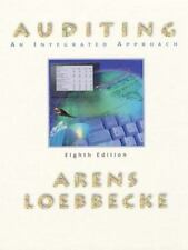 Auditing: An Integrated Approach-ExLibrary