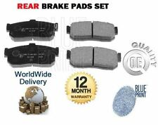 FOR NISSAN ALMERA ABS N15 MAXIMA QX 1994--  NEW REAR BRAKE DISC PADS SET