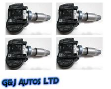 (JTS) 4 X TPMS REIFENDRUCKSENSOR FORD MONDEO FOCUS GALAXY S-MAX 8G92-1A159-AE