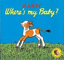 Where's My Baby? Rey, H. A. Paperback