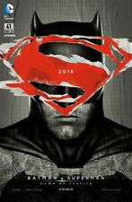 SUPERMAN # 41 MOVIE-TEASER-VARIANT -NEUE DC-UNIVERSUM - 555 Ex-COMIC ACTION 2015