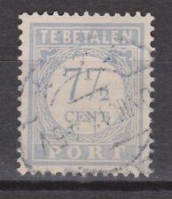Port nr 54 gestempeld used NVPH Nederland Netherlands Pays Bas due portzegel