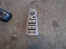 06-08 BMW 7 SERIES 760I DRIVER / LEFT SIDE MASTER POWER WINDOW SWITCH