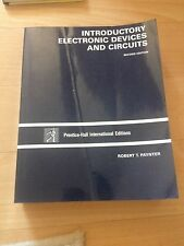 ROBERT T. PAYNTER, INTRODUCTORY ELECTRONIC DEVICES AND CIRCUITS. SECOND EDITION