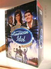 KARAOKE REVOLUTION: AMERICAN IDOL ENCORE PS3 ~ NEW & SEALED GAME & MIC BUNDLE!!