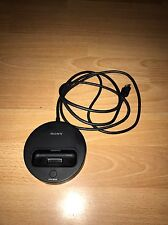 Sony TDM-iP50 iPod Dock.
