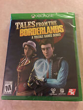 Tales From the Borderlands (Microsoft Xbox One, 2016) XBOX ONE NEW