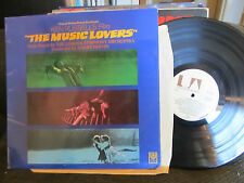 Ken Russell's THE MUSIC LOVERS soundtrack OST 1971 UNITED ARTISTS tchaikovsky!!