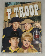 F Troop - Complete Season 2 Two DVD Box Set NEW SEALED Region 2