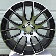 "4 New 18"" Alloy Wheels Rims For Ford Edge Escape Explorer Flex Fusion - 3317"