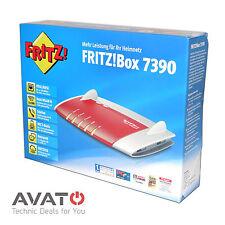 AVM FRITZBox 7390 VDSL Modem Gigabit Router *2 Jahre Gewährleistung*