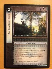 Lord of the Rings CCG Realms Elf-Lords 3U83 The Ring Draws Them LOTR TCG