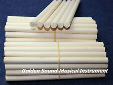 4 pcs Cello Sound Post, High quality Spruce wood, Cello accessories