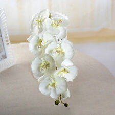 6 Color Artificial Silk Butterfly Orchid Home Wedding Decor Phalaenopsis Bouquet