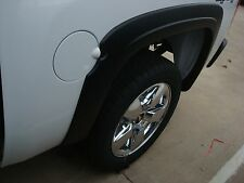 PAINTED Chevy Silverado SHORTBED ABS Fender Flares 2007-2013 New Factory Style