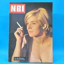 NBI 44/1961 DDR Potsdam Stalinallee Annekathrin Bürger Picasso Ernst Kamieth
