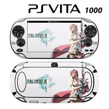 Vinyl Decal Skin Sticker for Sony PS Vita PSV 1000 FF Lightning 3