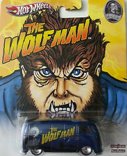 Hot Wheels VW Volkswagen T-1 PANEL BUS  WOLFMAN - REAL RIDERS