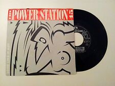 "THE POWER STATION - SOME LIKE IT HOT VINILE VINYL 45 GIRI 7"" VG+/VG+"