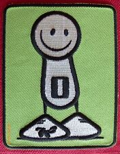 The London Police -  tlp Iron-On patch (green!)
