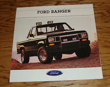 Original 1988 Ford Truck Ranger Sales Brochure 88 Pickup