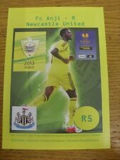 07/03/2013 Anzhi Makhachkala v Newcastle United [Europa League] (Pirate: Yellow