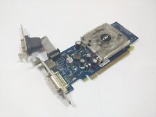 PNY GH84W0SN1E24Y+0TE GeForce 8400GS 256MB PCI-E Low Profile Graphics Card w/VGA