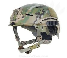 FMA Exfil Bump Helmet Multicam TB785 Airsoft Elmetto Airsoft Navy Seals Cosplay