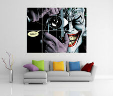 THE JOKER BATMAN THE KILLING JOKE GIANT WALL ART PICTURE PRINT POSTER G103