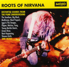 MOJO Magazine ROOTS OF NIRVANA Kurt Cobain Melvins Iggy Pop NEW AND SEALED CD