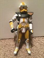 2004 Commander Bly Battle Gear 1st Version Action Figure Star Wars Loose