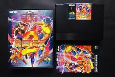SENGOKU DENSHOU 2 SNK Neo Geo AES Good/Very.Good.Condition JAPAN